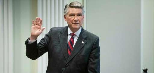 Mark Harris, Republican candidate in North Carolina's 9th