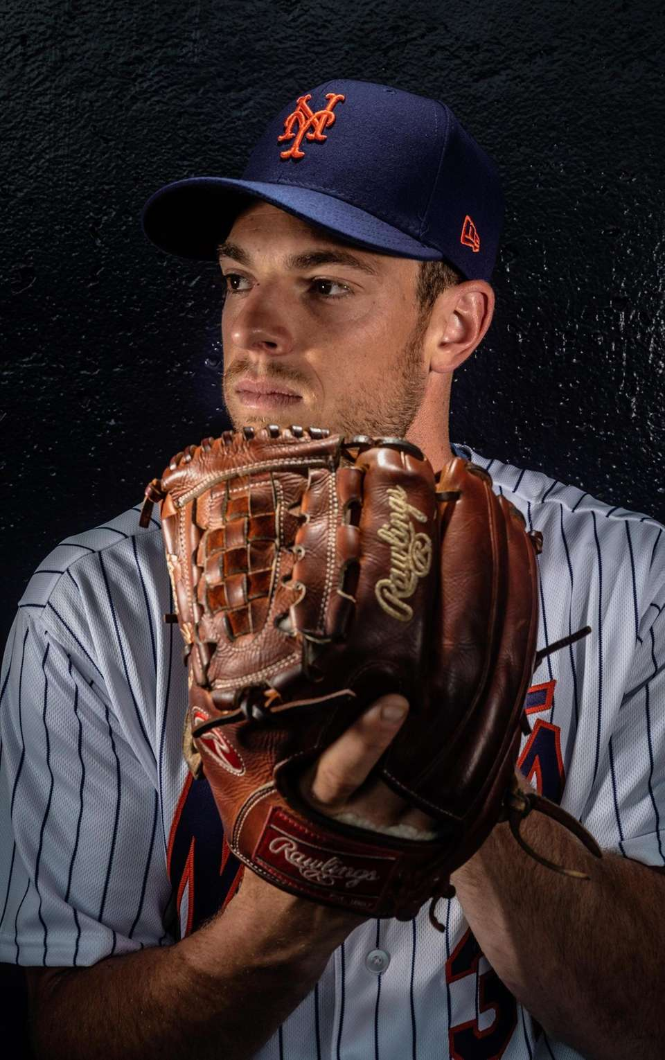 New York Mets pitcher Steven Matz during spring