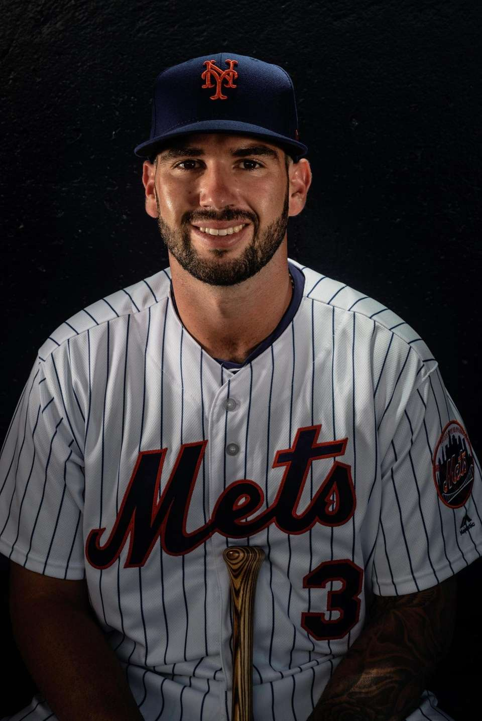 New York Mets catcher Tomas Nido during spring