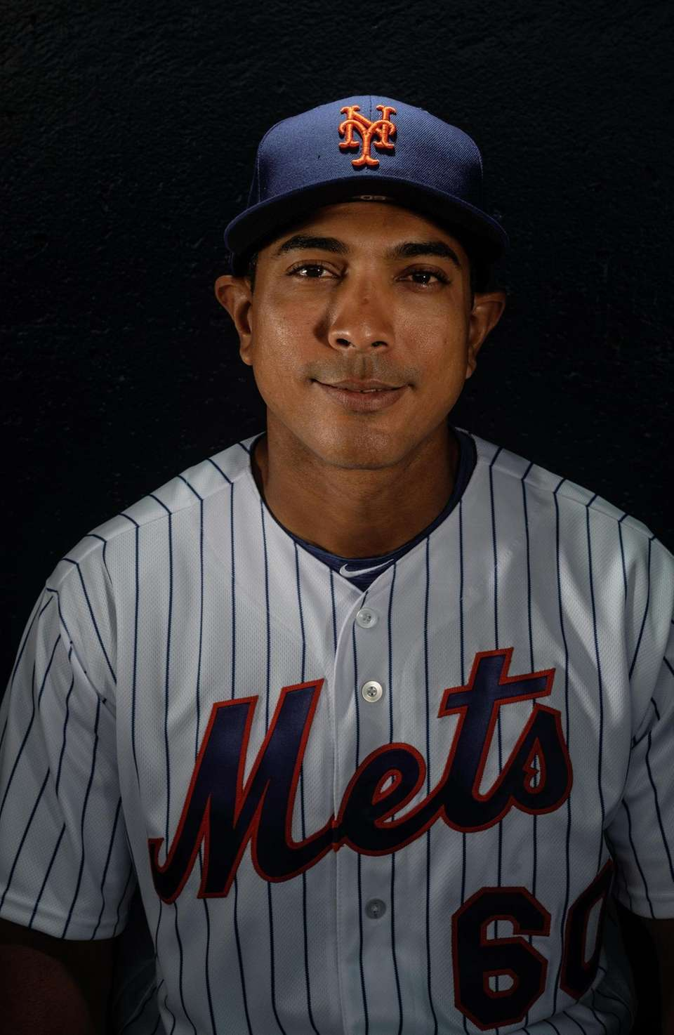 New York Mets quality control coach Luis Rojas