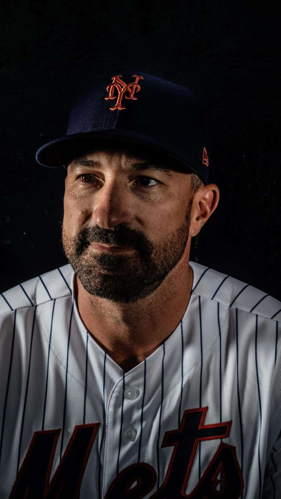 New York Mets manager Mickey Callaway during spring
