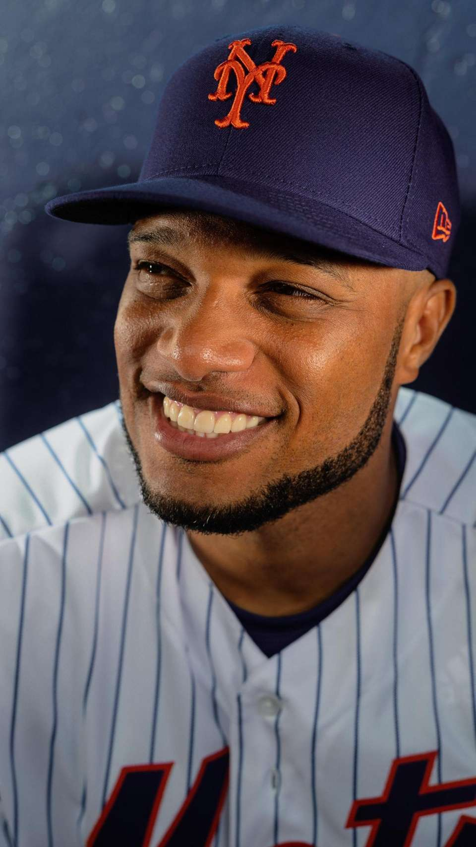 New York Mets infielder Robinson Cano during spring