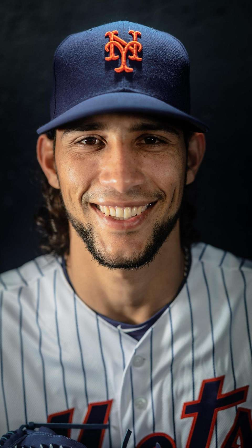 New York Mets pitcher Josh Torres during spring