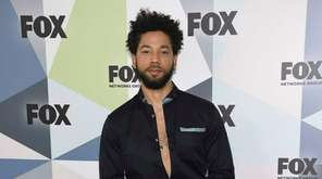 Jussie Smollett, a cast member in the TV