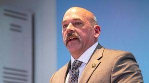 John Wighaus, president of the Nassau County Detectives