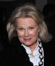 Actress Candice Bergen attends the premiere of Julian