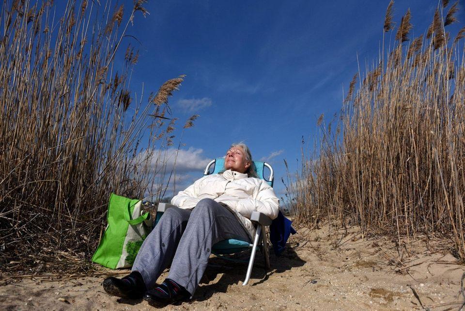 Val Tator, 66, of Lindenhurst, who said she