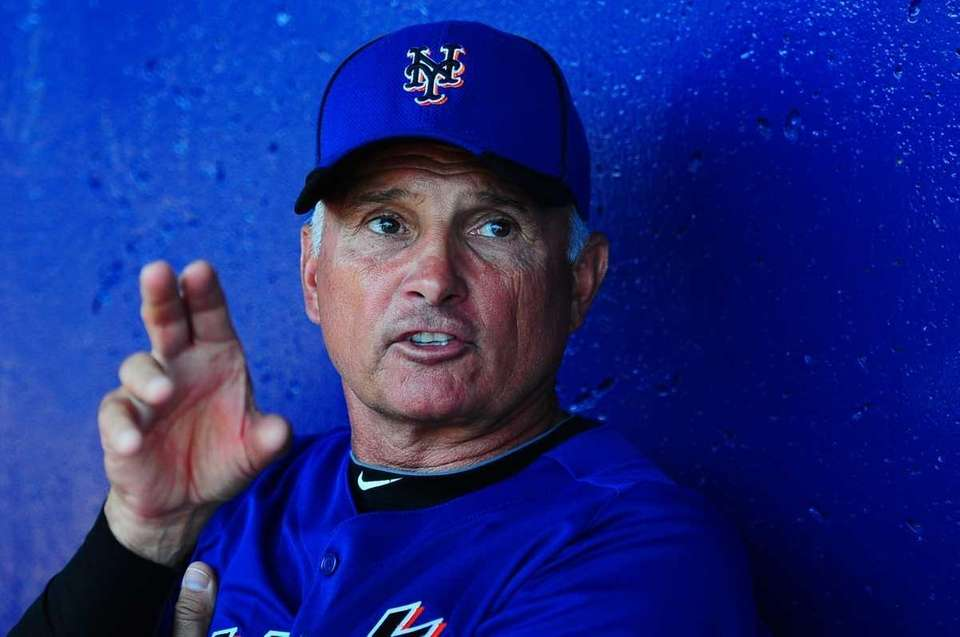 TERRY COLLINS, Manager A major-league manager for the