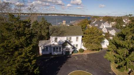 This Colonial, for $1.895 million, includes five bedrooms