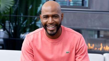 Karamo Brown, one of the stars of the
