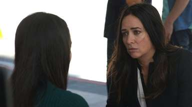 Pamela Adlon as Sam Fox on the FX