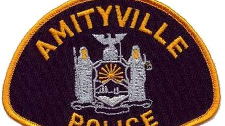 The patch that members of the Amityville Police