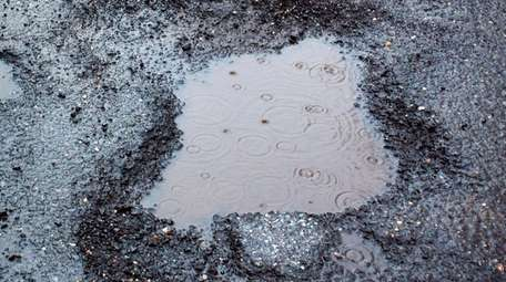 Potholes continue to be pox for Long Island