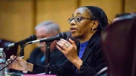 Long Beach City Council member Anissa Moore was