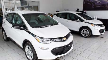 The Chevrolet Bolts reportedly go 238 miles per