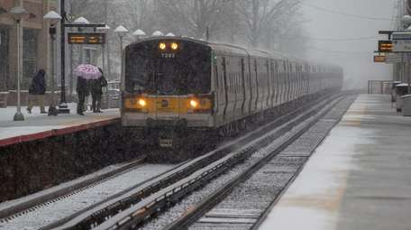 Not having to ride the train everyday, columnist