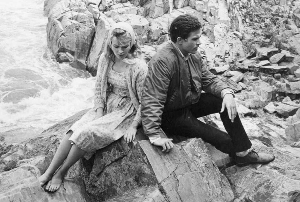 'LILITH' ID#5 -- Robert Rossen's 1964 drama, starring