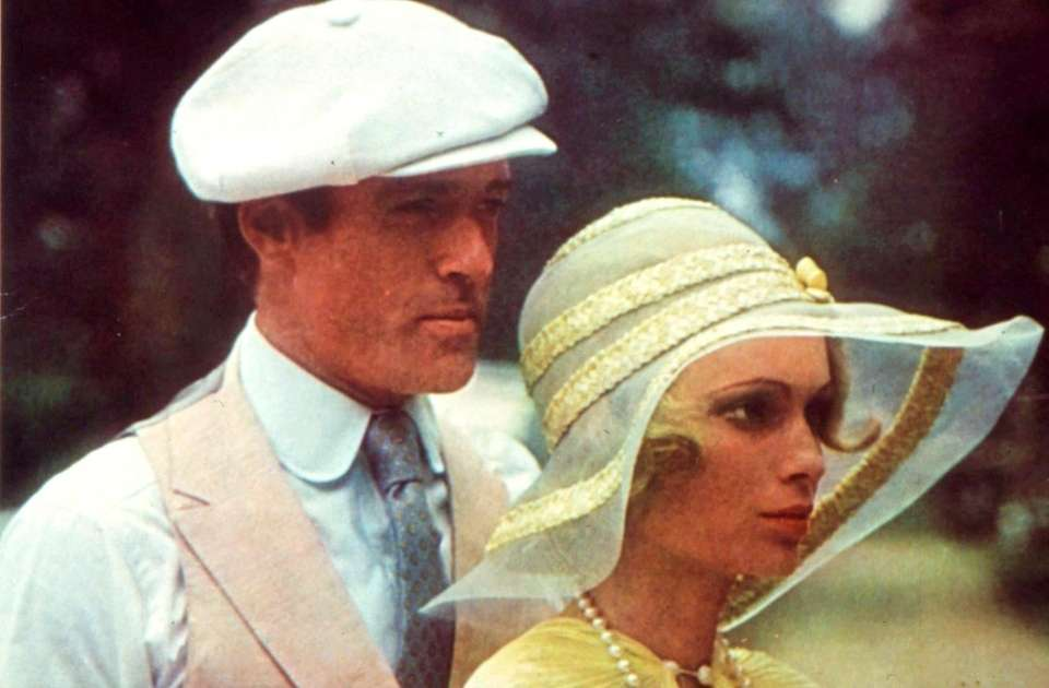 Gatsby's lavish lifestyle 6/28 -- See a film