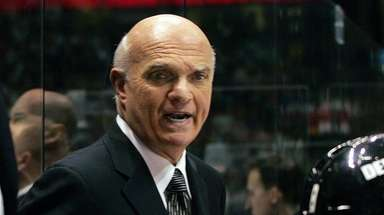 Islanders general manager and president Lou Lamoriello,