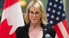 United States Ambassador to Canada Kelly Knight Craft