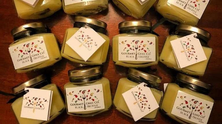 Lynbrook food startup's gourmet ghee will be in Oscars swag bags
