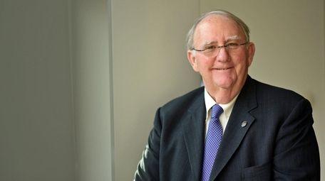 Dr. Steven Shelov, founding dean of NYU Medical