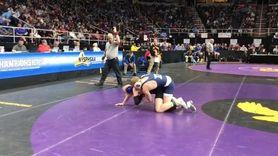 Highlights from Mt. Sinai junior Matt Campo's first-round