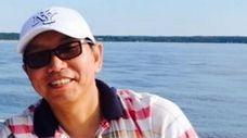 U.S. citizen Li Kai, 56, of Huntington, who