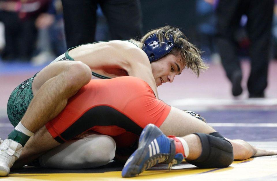Austin Lamb Tioga vs Ray Costa Cold Spring