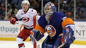 The Islanders' Rick DiPietro could return to action