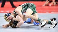 Zach Ryder , Minisink Valley vs Chase Liardi,