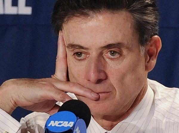 Moorehead State Basketball Coach. Louisville coach Rick Pitino