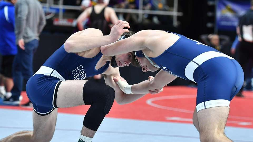 Corey Connolly, Rocky Point vs Joe Gannone, Eastport-South