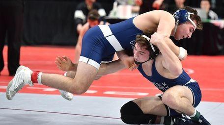 Corey Connolly, Rocky Point vs Joe Gannone, Eastport-South