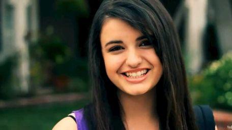 Rebecca Black, 13-year-old aspiring pop singer, became an