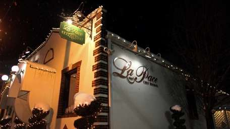 La Pace is an Italian restaurant in Glen