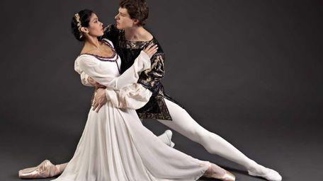 Gabriela Gonzalez as Jimena and Venti Petrov in