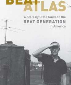 "The cover of Bill Morgan's ""Beat Atlas"" (City"