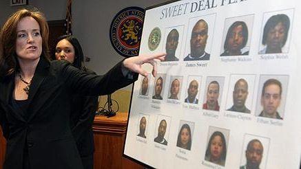 Nassau District Attorney Kathleen Rice