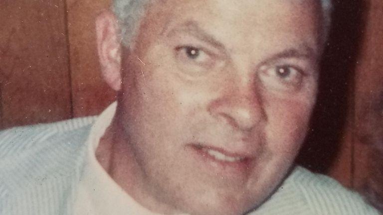 James J. von Oiste of Belle Terre, an