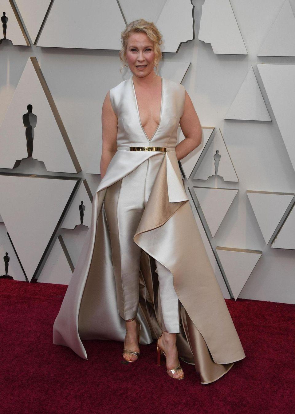 Actress Eva Melander arrives for the 91st Annual