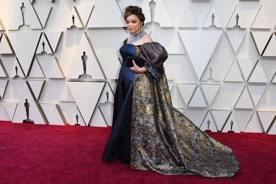 """Best Costume Design nominee for """"Black Panther"""" Ruth"""