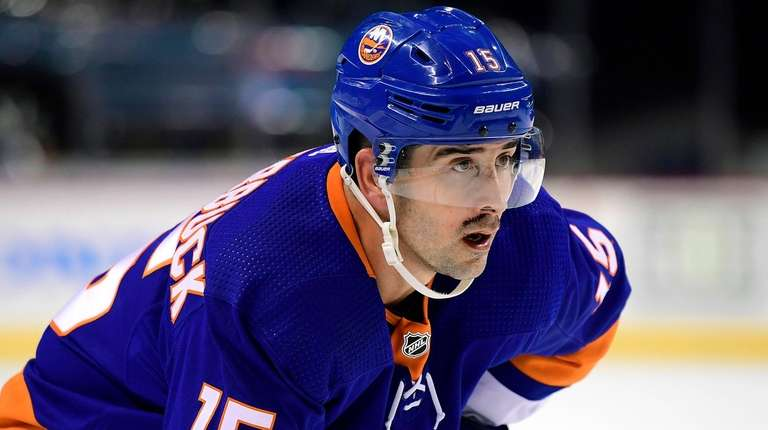 timeless design 9db18 d261b Cal Clutterbuck, Islanders can probably breathe a little ...