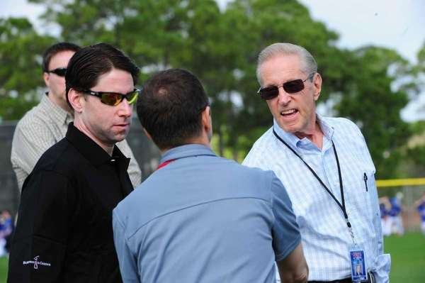 Mets owners Jeff and Fred Wilpon will allow