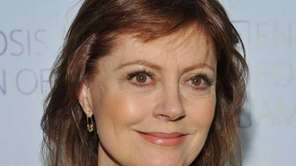 Actress Susan Sarandon attends the Endometriosis Foundation of