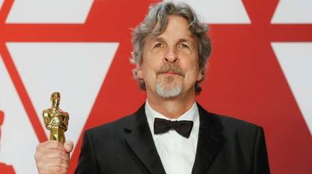 Writer-director Peter Farrelly, winner of the Oscars for
