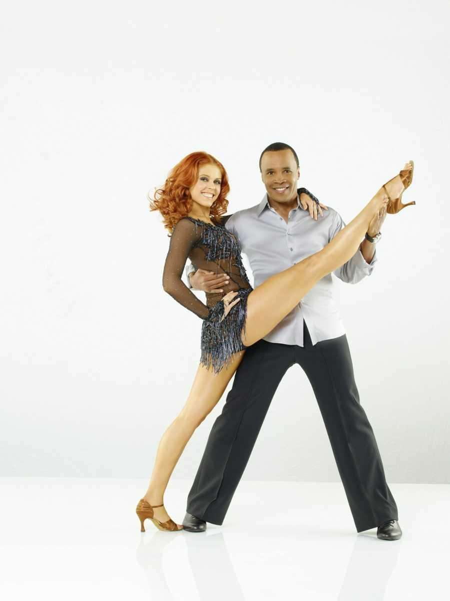 DANCING WITH THE STARS - Sugar Ray Leonard,