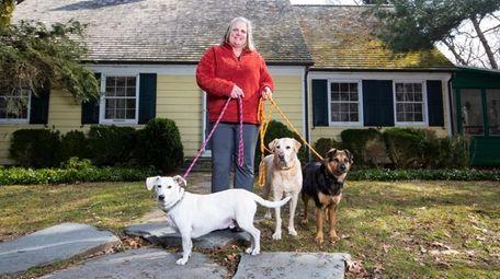 Lori Marsden of East Hampton and owner of