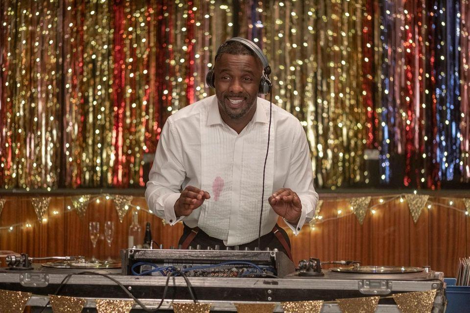 Idris Elba (who's also a real-life DJ) stars
