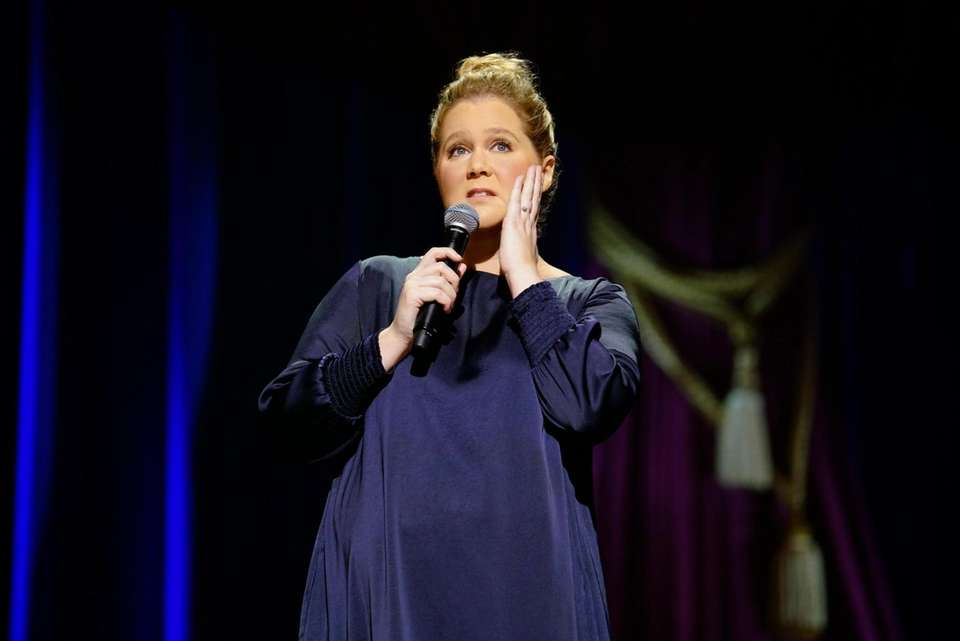 Rockville Centre-raised comedian Amy Schumer is back with